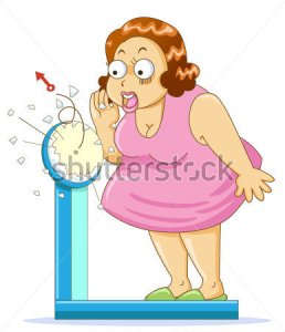 overweight-fat-woman-on-the