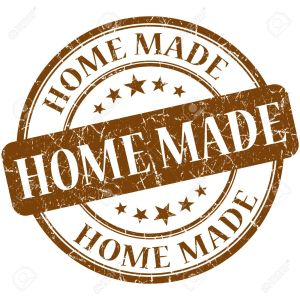 20981662-home-made-brown-stamp-stock-photo-home